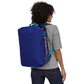Patagonia Black Hole Duffel Bag 40l cobalt blue